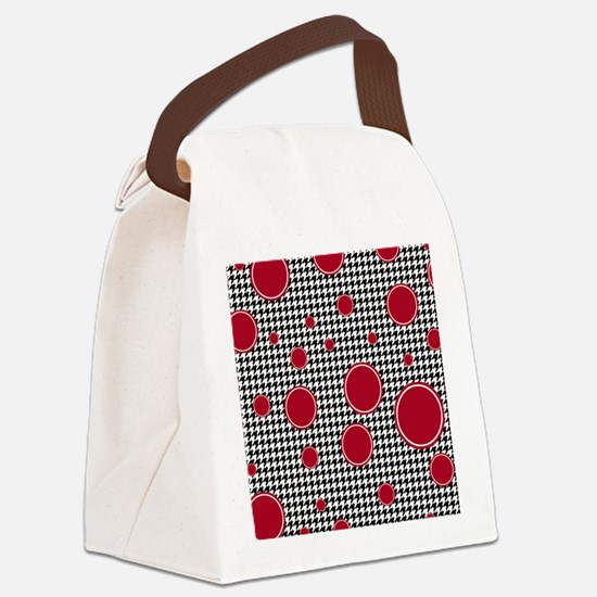 9.5x8 Canvas Lunch Bag