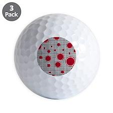 9.5x8 Golf Ball