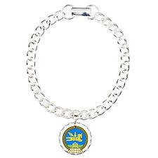 Mongolia Coat of Arms Bracelet