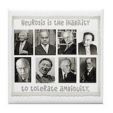 Psychology Tile Coasters