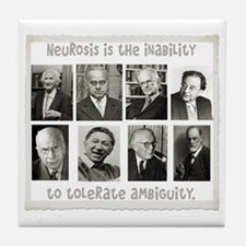 neurosis Tile Coaster