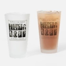neurosis Drinking Glass