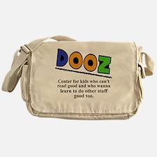 DOOZ Messenger Bag