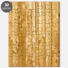 Wood Texture Puzzle