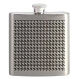 Alabama crimson tide Flask Bottles