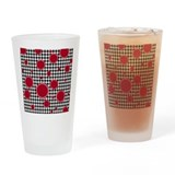 Alabama crimson tide Pint Glasses