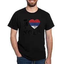 Nole Grunge -dk T-Shirt