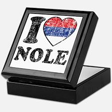 Nole Grunge -dk Keepsake Box