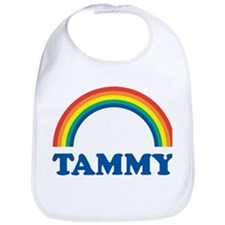 TAMMY (rainbow) Bib