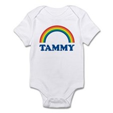 TAMMY (rainbow) Infant Bodysuit