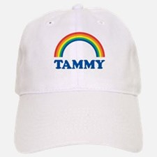 TAMMY (rainbow) Baseball Baseball Cap