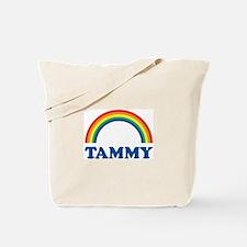 TAMMY (rainbow) Tote Bag