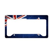 new_zealand License Plate Holder