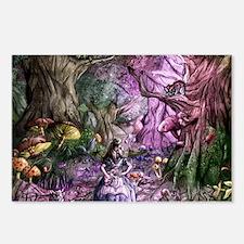 Alice in Wonderland 1 Postcards (Package of 8)