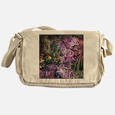 Alice in Wonderland 1 Messenger Bag