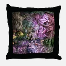 Alice in Wonderland 1 Throw Pillow