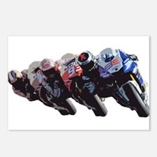 moto Postcards (Package of 8)