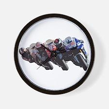 moto Wall Clock