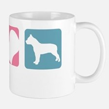 peacedogs2 Small Mugs