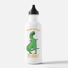 T-Rex Hug Water Bottle
