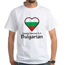 Happily Married Bulgarian Shirt