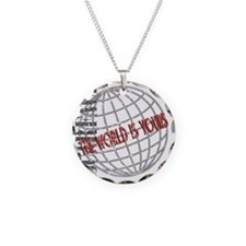 tthe-world-is-yours Necklace