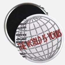 tthe-world-is-yours Magnet