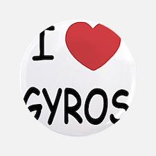 """GYROS 3.5"""" Button"""