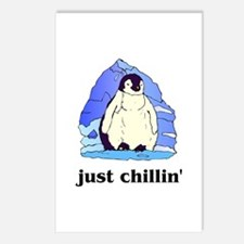 Just Chillin' Postcards (Package of 8)