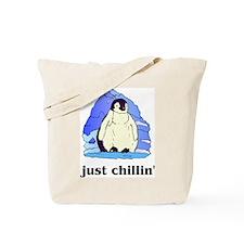 Just Chillin' Tote Bag