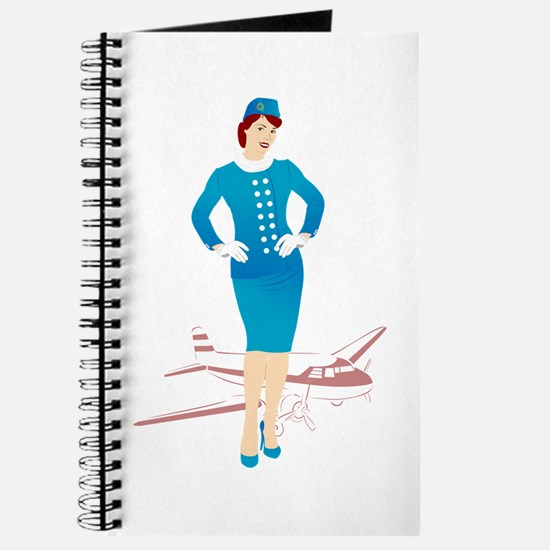 Flight Attendant 1 Journal