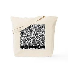 J_flip_flops_monogram_01 Tote Bag