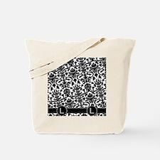 L_flip_flops_monogram_01 Tote Bag