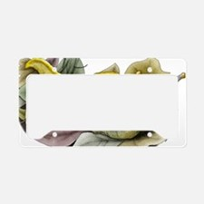 Banana Slug License Plate Holder