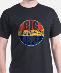 New York Vintage Label W T-Shirt
