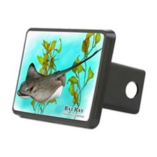Bat Ray Hitch Cover