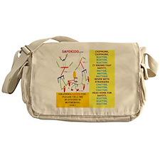 Chipmunk-G M0M 3 Messenger Bag