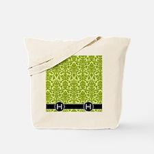 h_flip_flops_monogram_03 Tote Bag