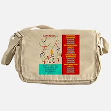 Chipmunk-DAD 3 Messenger Bag