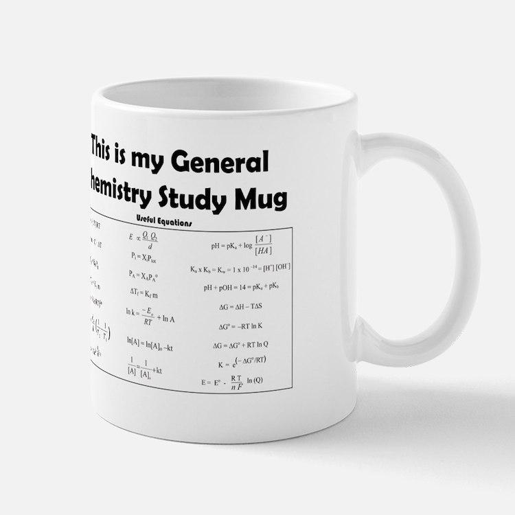 formula sheet ab 2 Mug