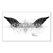 vegetarian-06 Decal