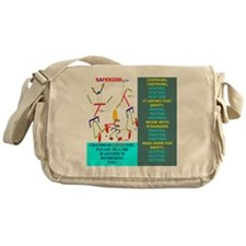 Chipmunk-G DAD 3 Messenger Bag
