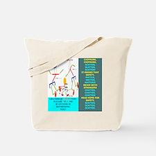Chipmunk-G DAD 3 Tote Bag