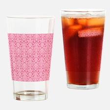 n_flip_flops_monogram_04 Drinking Glass