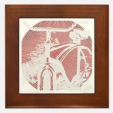 SunBg-01 Framed Tile