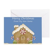 New home address Greeting Card