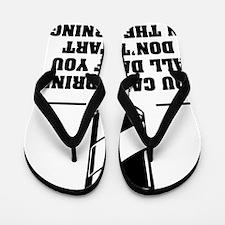 drinkAllDay4 Flip Flops