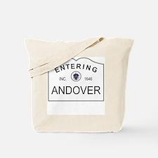 Cute Massachusetts Tote Bag