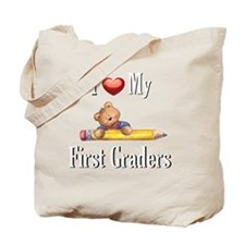 BlackFirstGraders.gif Tote Bag