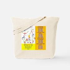 Chipmunk-MOM 3 Tote Bag